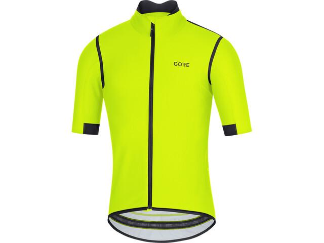 GORE WEAR C5 Gore-Tex Infinium Jersey Heren, neon yellow